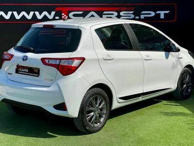 usado Toyota Yaris 1.5 HSD Comfort+P.Style