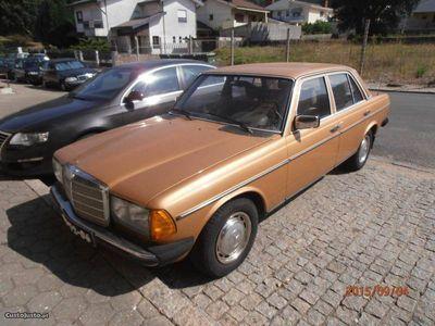 brugt Mercedes 230 w123