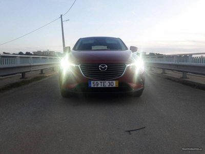 brugt Mazda CX-3 1.5D Excellence Navi
