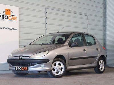 usado Peugeot 206 1.1 AC