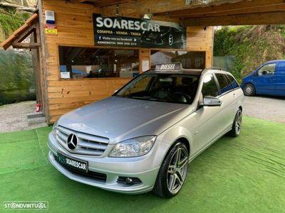 usado Mercedes C200 Cdi 136 cv Blue Eficiency 224€/Mes