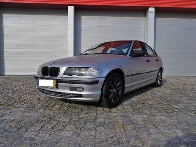 used BMW 320 Série 3 d (136cv) (4p)