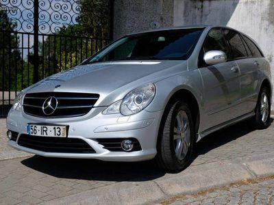 gebraucht Mercedes R350