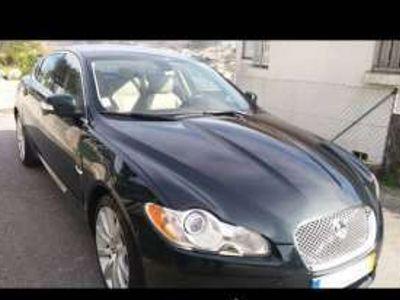 usado Jaguar XF Gasolina