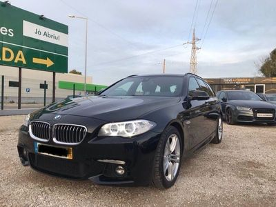 usado BMW 520 d Pack M