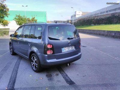 gebraucht VW Touran 1.9 tdi 5 lugares