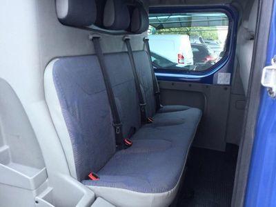 usado Renault Trafic 6 lugares