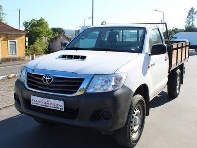 usado Toyota HiLux 2.5 D-4D 2WD // 35.000 Km