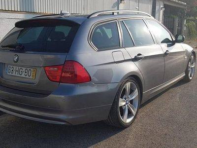 usado BMW 320 D Auto Nacional