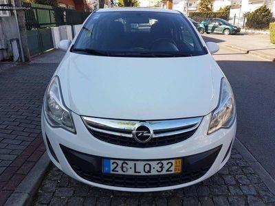 usado Opel Corsa 1.3cdti como nova