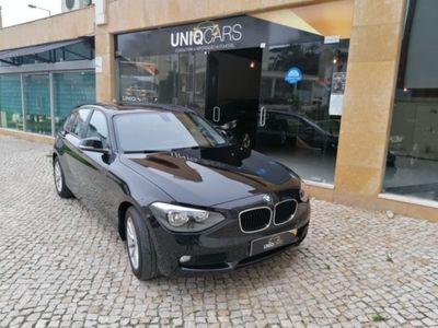 usado BMW 116 EDITION BUSINESS