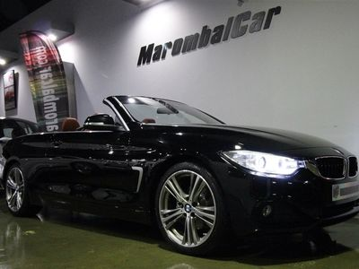 usado BMW 420 Série 4 d Cabrio Line Sport (184cv) (2p)