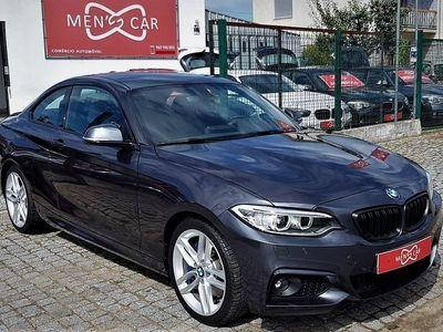 usado BMW 218 Pack M 74.000kms