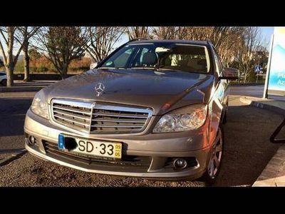 usado Mercedes C200 cdi