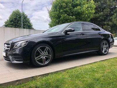 usado Mercedes E220 AMG WIDESCREEN 360