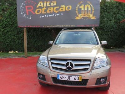 usado Mercedes GLK220 BLUE EFFICIENCY