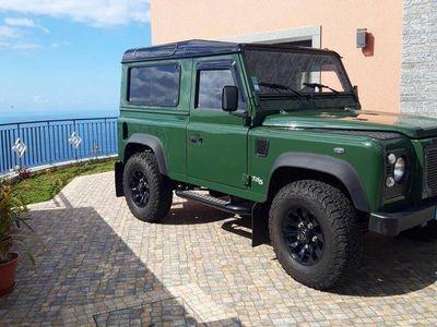 usado Land Rover Defender Td5 passageiros