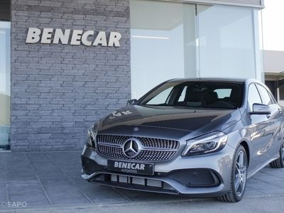 usado Mercedes A180 Classe ACDi AMG / Led / Pack confort