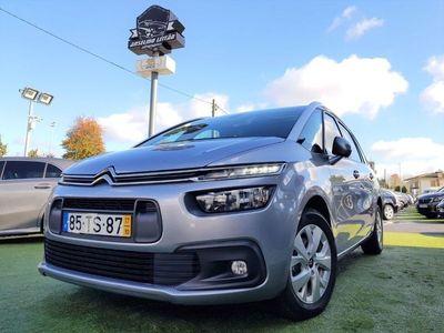 usado Citroën Grand C4 Picasso Blue-HDI Live