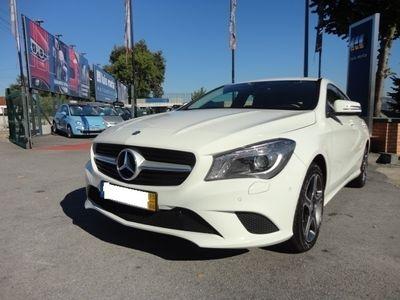 usado Mercedes CLA200 ClasseCDi Urban (136cv) (5p)