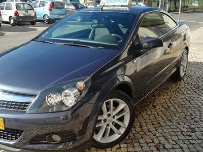 usado Opel Astra Cabriolet 1.6i TWINPORT