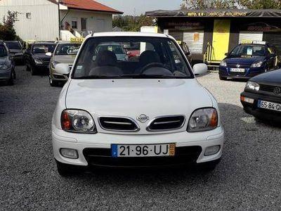 brugt Nissan Micra MUITO ECONÓMICO