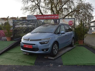 usado Citroën Grand C4 Picasso 1.6 Blue HDi Exclusive (120 )