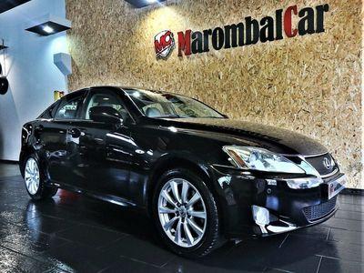 usado Lexus IS220d Luxury Nacional L/R