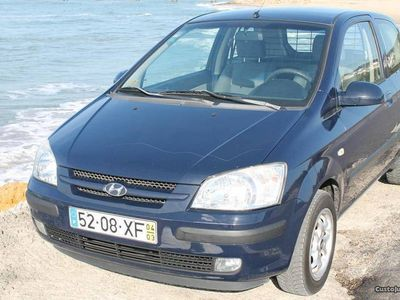 brugt Hyundai Getz 1.5 CRDI 82cv