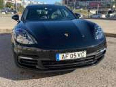 usado Porsche Panamera Híbrido Gasolina