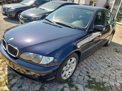 usado BMW 320 D (150cv) 5lug
