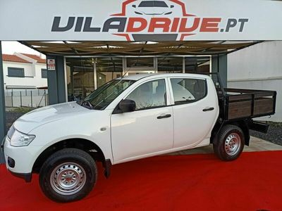 usado Mitsubishi L200 2.5Di-D Double Cab 4WD Invite
