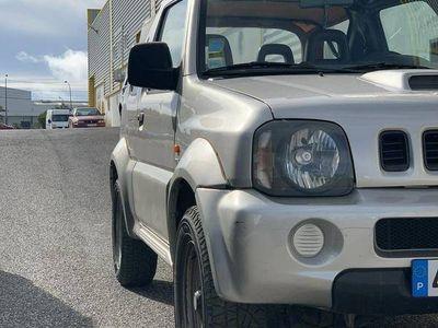 usado Suzuki Jimny 5m/t