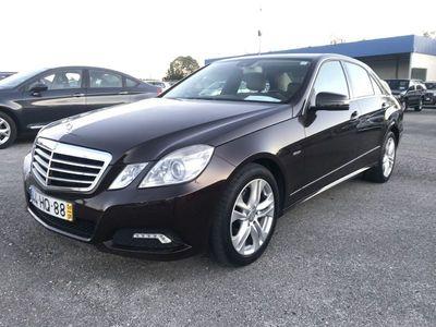 usado Mercedes E250 AVANTGARD