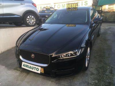 usado Jaguar XE 2.0D PRESTIGE