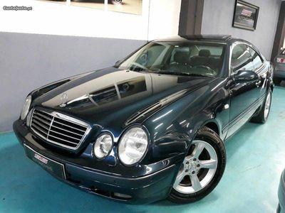 usado Mercedes CLK320 V6 elegance
