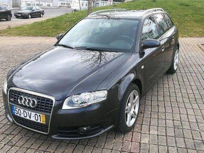gebraucht Audi A4 Avant 2000 tdi 170 cv S line