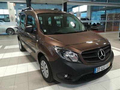 usado Mercedes Citan 109 CDi (90cv) (5p)