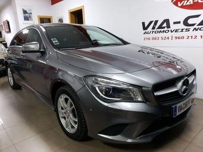 usado Mercedes CLA200 Shooting Brake AUT.CDI 2143cc-