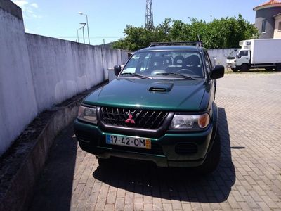 brugt Mitsubishi Pajero SportWagon