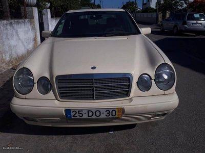 usado Mercedes E220 2.2 diesel