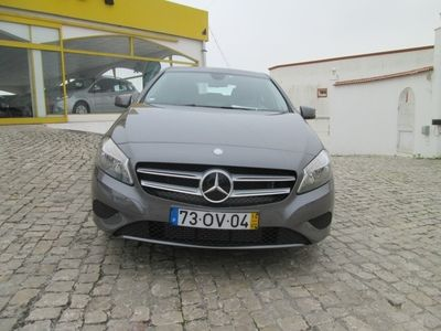 usado Mercedes A180 B.E. URBAN AUTO