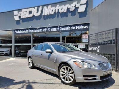 usado Jaguar XF 3.0 D V6 Luxury