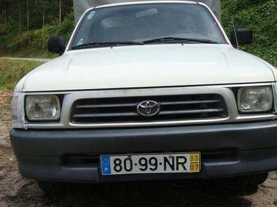 usado Toyota HiLux caixa aberta