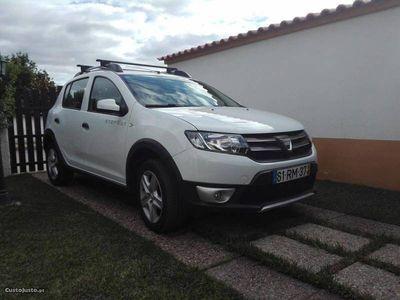 usado Dacia Sandero Stepway 0.9 Tce 90 c