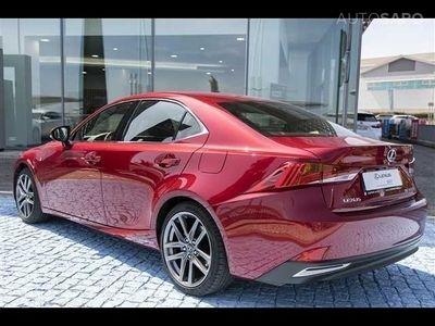 usado Lexus IS300h ISF SPORT + LSS+