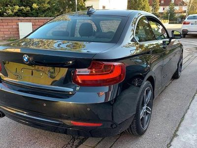 usado BMW 218 Sport Line