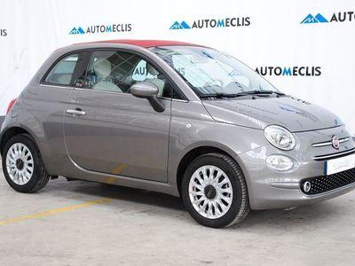 usado Fiat 500C 1.2 LOUNGE CABRIO