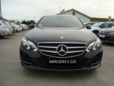usado Mercedes E220 CDi Avantgarde BlueEfficiency