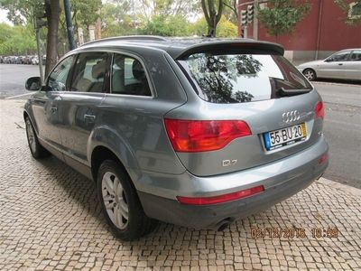 usado Audi Q7 3.0 TDi Exclusive Tiptronic (239cv) (5p)